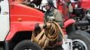 При пожаре на Садовой пострадали 2 человека