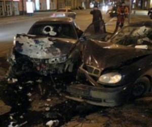 В Результате ДТП на Витебском проспекте погибла женщина