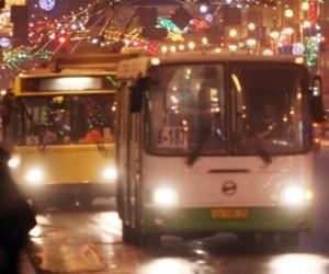В праздники ночные автобусы перевезли более 7 тысяч пассажиров