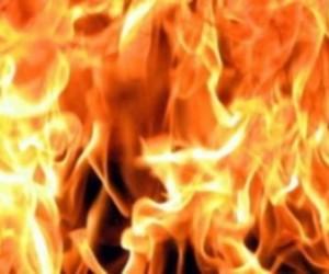 За минувший день в городе произошло семь пожаров