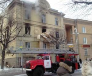 В Пушкине из-за Новогодней елки загорелась одна из квартир