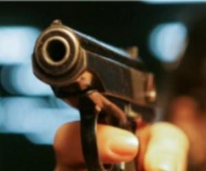 У охранника отобрали пистолет и 1 миллион рублей