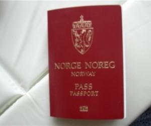 Пара из Норвегии в канун нового года лишилась документов
