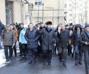Полтавченко признал поражение в войне с сосульками