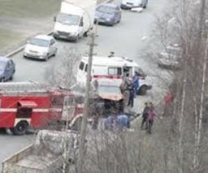 На Планерной улице произошло ДТП