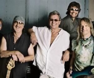 В ноябре в Петербурге с новым альбомом выступит группа Deep Purple