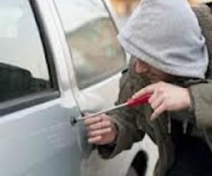 Накануне  украли пять иномарок, общей стоимостью больше двенадцати миллионов рублей