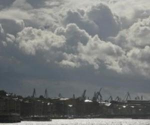 Сегодня в Петербурге будет облачно, но без осадков