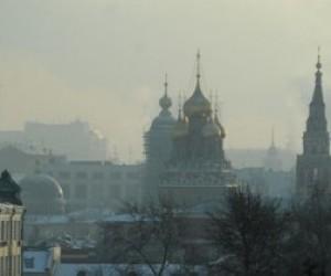 В Санкт-Петербурге сегодня ожидается облачная погода и небольшой снег