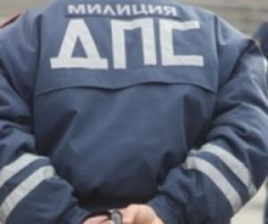 У Горьковской сотрудник ГИБДД выписал пешеходу  штраф на обрывке протокола