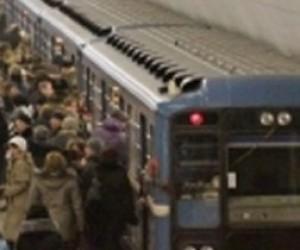 В метро Петербурга появилось радио для незрячих