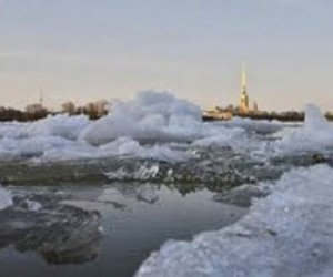 За выход на лед петербуржцы будут оштрафованы