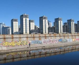 Граффити в Санкт-Петербурге: уличное искусство ценой в тюремный срок