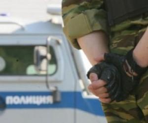 Инцидент в городе Петергоф
