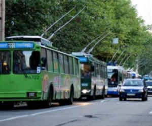 Троллейбус номер один сменит маршрут
