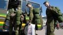 Весной в армию будет призвано примерно три тысячи юношей Петербурга
