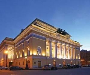 В северной столице откроется Александринка-2