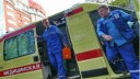 Авария в центре Санкт-Петербурга
