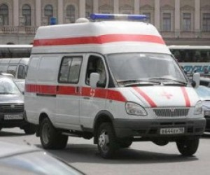 Авария в Красносельском районе Петербурга