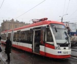 Федеральная поддержка трамваев Петербурга