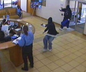 Ограбление банка на Туристической улице