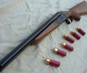 В северной столице из охотничьего ружья застрелилась женщина