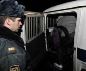 В Петербурге задержали маршрутчика-грабителя