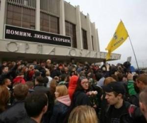 Солист группы «КиШ» Михаил Горшенев умер в результате передозировки