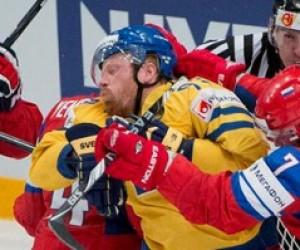 Россияне одолели шведов в рамках Евротура по хоккею