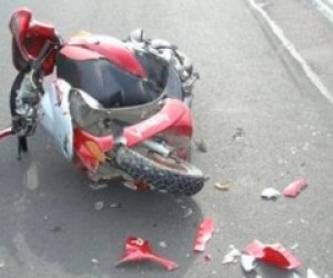Пьяный водитель, виновник ДТП, напал на полицейского