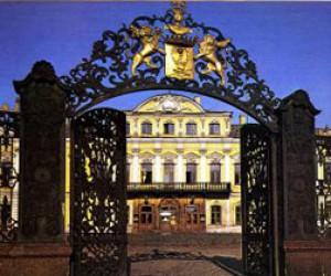 «Невероятные приключения барона Мюнхгаузена» в Фонтанном доме