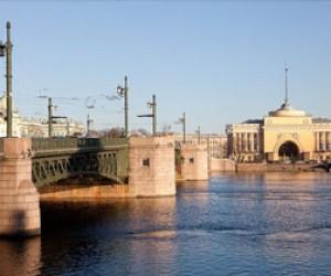 Часть Невского и Дворцовый мост частично закроют