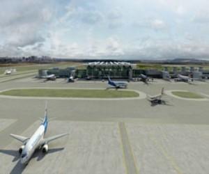 Тестирование нового терминала в Пулково