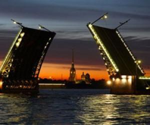 Дворцовый мост снова на реконструкции