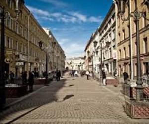 В Питере могут появиться пешеходные улицы