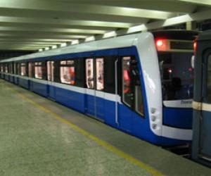 Новый поезд на «зелёной» ветке