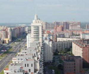 Мини-город в Приморском районе