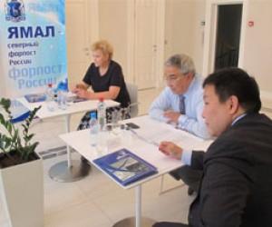 Санкт-Петербург сотрудничает с Ямалом