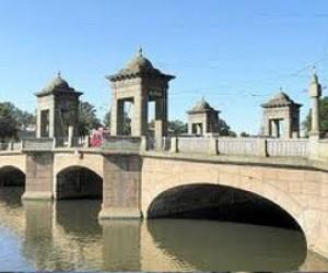 До января Старо-Калинкин мост отремонтируют