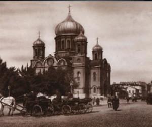 У метро «Пушкинская» могут восстановить Введенский собор