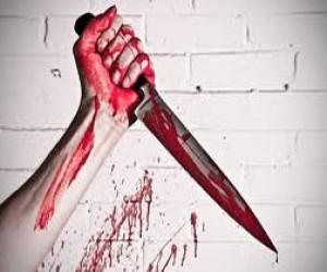 Женщина зарезала своего мужа-наркомана