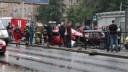 В городе столкнулись три автомобиля