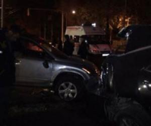 Массовая авария в Невском районе