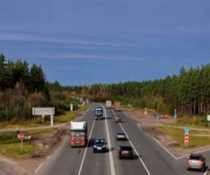 Новая автомагистраль между Хельсинки и Питером