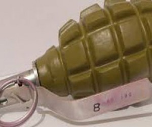 Взрыв гранаты в Выборгском районе