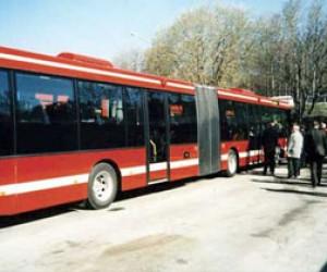 Питер закупает новые автобусы