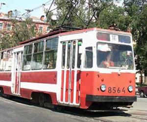В Питере появятся чёрные трамваи