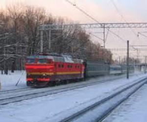 К Новому году будет ходить больше поездов