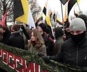 Последствия «Русского марша»