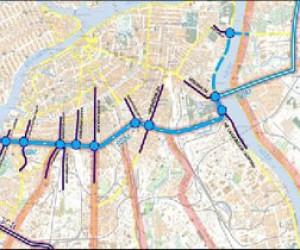 В Петербурге хотят построить транспортный обход центра